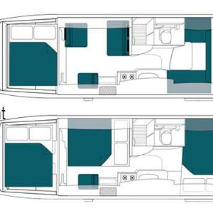 94a1127aef73fc Maui Platinum River Motorhome – 6 Berth